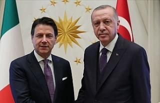 Doğu Akdeniz'i görüştüler