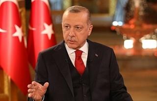 """Erdoğan: """"Akdeniz ve Ege'de korsanlığa asla..."""