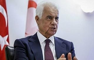 """Eroğlu: """"UBP'nin Cumhurbaşkanı adayına..."""