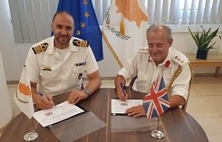 Güney Kıbrıs ve Britanya 2020 – 2021 için Savunma...