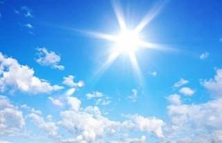 Hava sıcaklığında 2 derecelik düşüş bekleniyor