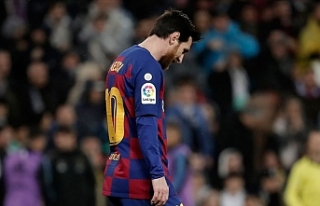 İspanyol basını: Messi, ayrılma isteğini Barcelona'ya...