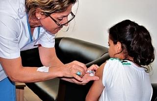 Kıbrıs Türk Pediatri Kurumu aşı konusunda uyardı