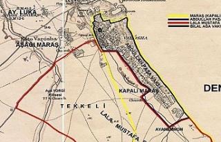 Kıbrıs'taki arazilerin yüzde 30'u Osmanlı...