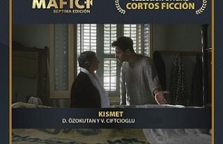 """""""Kısmet"""", Arjantin'de en iyi kısa film kategorisinde..."""