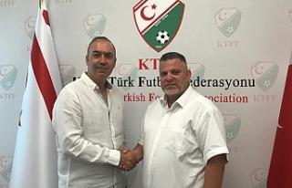 LTTFF yeni başkanı Ercen'den Sertoğlu'na...