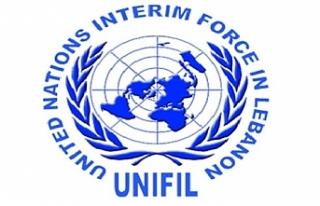Lübnan'daki Birleşmiş Milletler Geçici Gücü,...