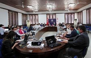 Mali protokol gözden geçirme toplantısı yapıldı