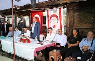 "Özersay: ""Kıbrıs Türkünü müzkare masasına..."