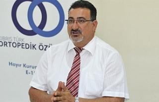 """Pandemi hastanesine """"Mustafa Çelik"""" adının..."""