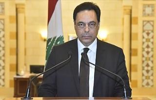 Patlama sonrası Lübnan'da hükümet istifa...