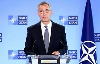 """Stoltenberg: """"Doğu Akdeniz'deki kriz dayanışma..."""