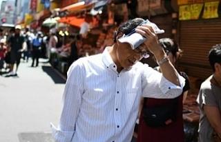 Tokyo'da sıcaktan ölenlerin sayısı 170'e...