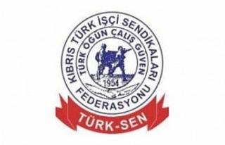 """Türk Sen: """"Emeklilik hakkı kazanan işçilere..."""