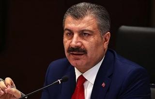 Türkiye'de günlük rakamlar açıklandı