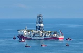 Türkiye'nin Karadeniz'deki doğal gaz keşfi...