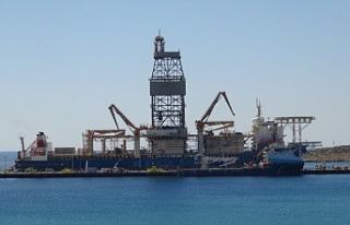 Türkiye'nin yeni sondaj gemisi 'Kanuni' Doğu...