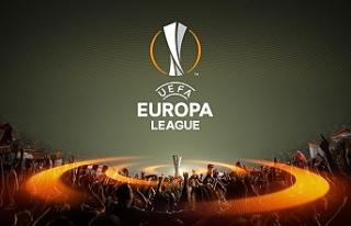 UEFA kupası ön eleme maçları Güney Kıbrıs'ta...