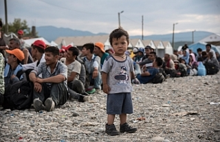AB Moria'dan 400 çocuk sığınmacı alacak