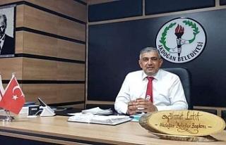 """Akdoğan Belediyesi Başkanı: """"Belediye olarak..."""