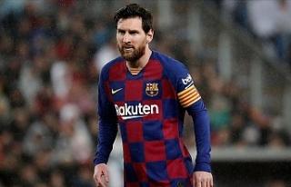 Arjantin basınına göre Messi Barcelona'da...