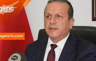 Ataoğlu, Gaziler Günü nedeniyle mesaj yayımlayarak...