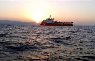 Barbaros Hayreddin Paşa 18 Ekim'e kadar Doğu Akdeniz'de
