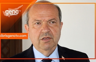 Başbakan Tatar ABD'nin Rum yönetimine silah ambargosunu...
