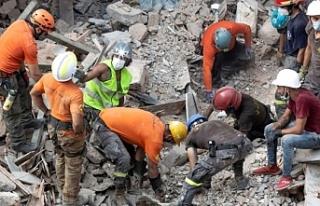 Beyrut'taki patlamadan bir ay sonra enkaz altından...