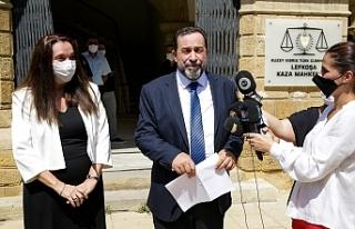 """Denktaş: """"Kıbrıs Türk halkı bu seçimde..."""
