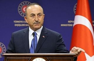 """""""Doğu Akdeniz'deki tek hedefimiz Türkiye Cumhuriyeti'nin,..."""