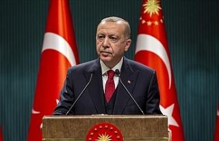 Erdoğan'dan Azerbaycan'a destek çağrısı
