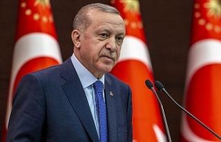 """Erdoğan'ın """"Doğal gaza el attı""""..."""