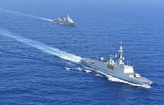 Fransa'nın Doğu Akdeniz'deki tutumu uluslararası...