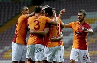 Galatasaray play off turuna adını yazdırdı
