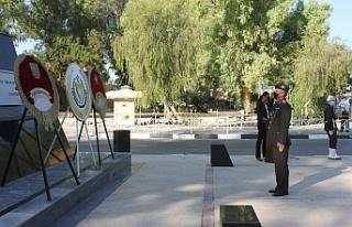 Gaziler Günü, anma töreni gerçekleşti