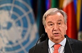 Genel Sekreter, Kıbrıs için siyasi süreci yeniden...