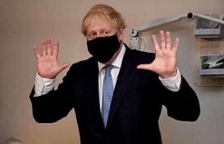 """Johnson: """"Salgının ikinci dalgasının geldiğini..."""