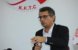 """""""Kutuplaştırma ve ayrıştırma Kıbrıs Türk..."""