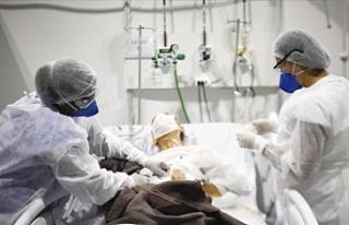 Meksika Covid-19'dan en fazla sağlık çalışanı...