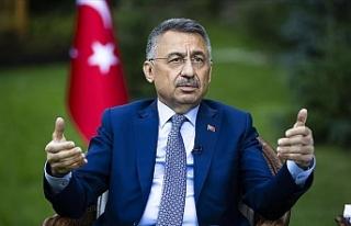 """Oktay: """"Doğu Akdeniz'de ülkemizin ve KKTC'nin..."""
