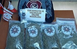 Polisten uyuşturucu operasyonu... Kokain, hintkeneviri...
