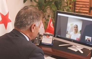 """Sağlık Bakanı Dr. Ali Pilli """"Tele Sağlık""""..."""