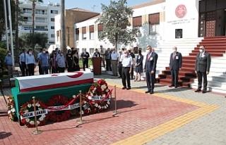 Samioğlu için Meclis'te tören düzenlendi