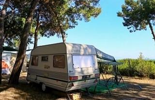 Tarım Bakanlığından Salamis Camping tesisi ile...