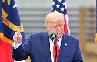 Trump 2021 Nobel Barış Ödülü'ne aday gösterildi