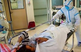 Türkiye'de koronavirüsten 56 ölüm: Bugünkü...