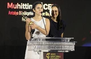 57. Antalya Altın Portakal Film Festivalinde ödüller...