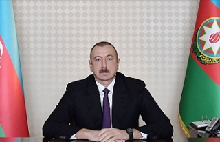 Aliyev, operasyonların durması için Azerbaycan'ın...