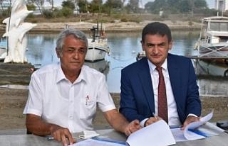 Arazi Gazimağusa Balıkçılık ve Su Ürünleri...